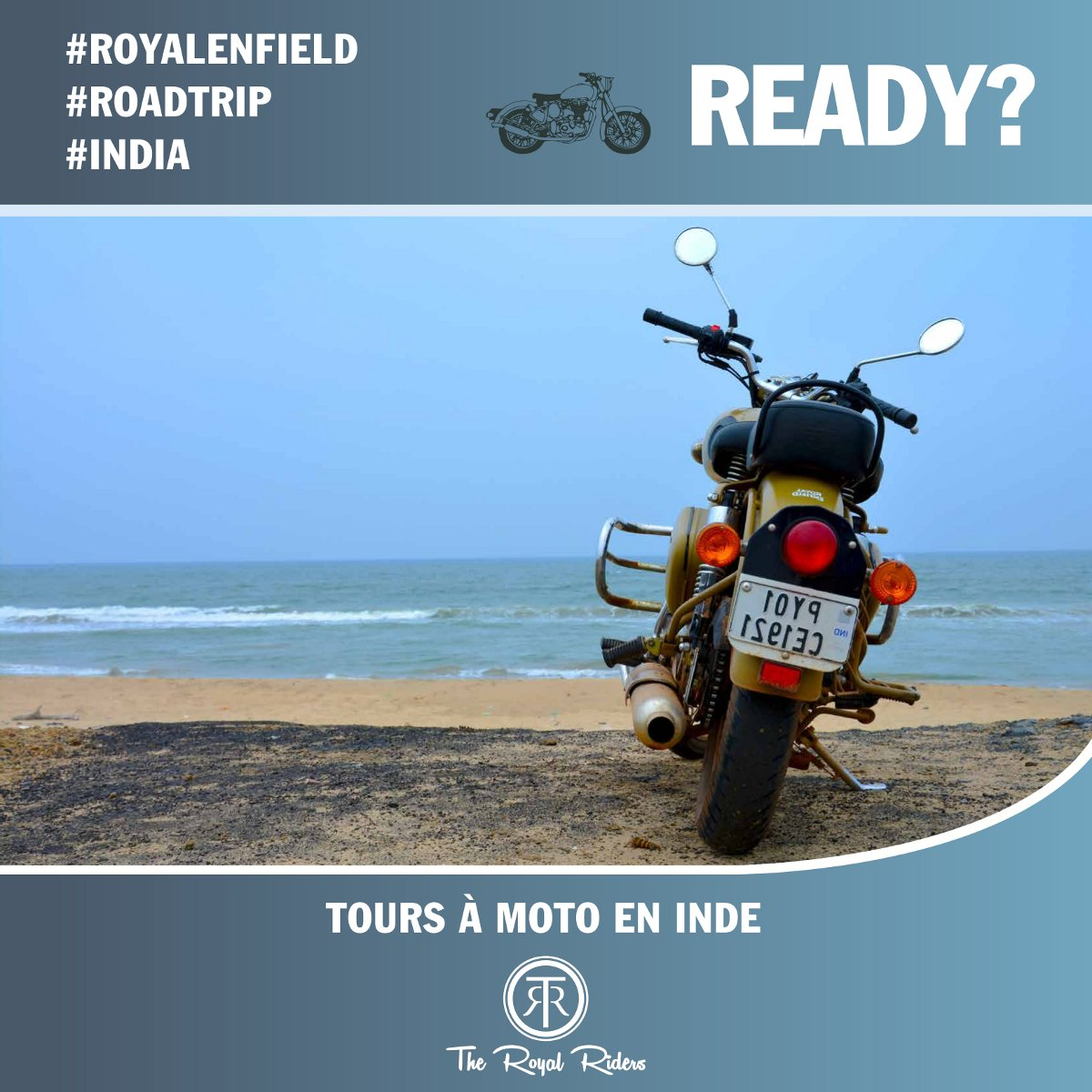 The Royal Riders - Tours organisés à moto en Inde.