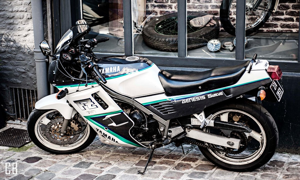 Yamaha FZ 750 1990 : mon nouveau piège UPDLT approved...
