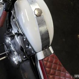 Une Harley-Davidson 1200 Sportster, à la sauce Oldies'n Classic Spirit !