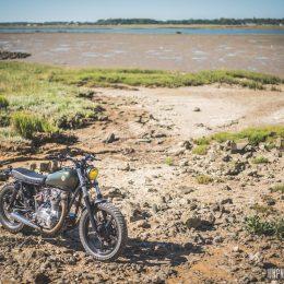 Yamaha XS 650 : la 2nde prépa de Damz est une réussite !