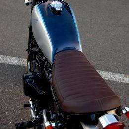 Honda CB 400 N Egérie Moto : le scrambler de Jean-No...