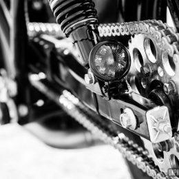 Honda FT 500 : Jordan nous présente son 1er custom perso...