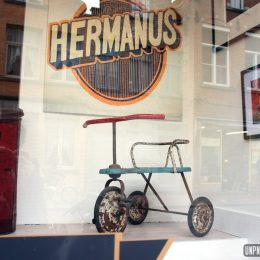 Hermanus : un shop incontournable à Bruges !