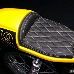 Bultaco 175 Racer : Freeride Motos envoie du gâââââz !