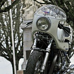 Honda CBX 750 F racing : Oldies'n Classic Spirit !