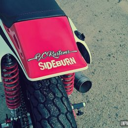 Une série de Honda XLR 600 de dirt track ? On signe où, Breizh Coast Kustoms !?