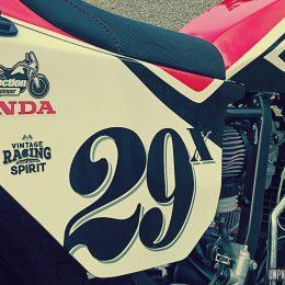 Une série de Honda XLR 600 de dirt track ? On signe où, Breizh Coast Kustoms !?