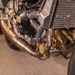 Cévennes Rétromotors dévoile une terrible Aprilia RS 250 !