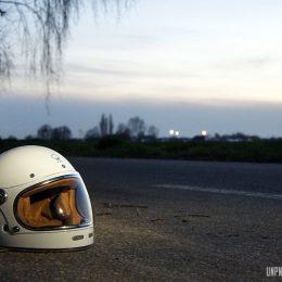 Full Moon : un nouveau casque intégral vintage signé Mârkö...