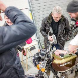 Vintage Workshop : un nouvel atelier dédié aux motos rétros...