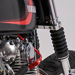 Yamaha XS 650 street-tracker : Muto Motorbikes s'attaque à plus gros...