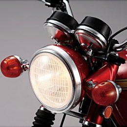Model Space : de belles maquettes de motos à l'échelle 1/4...