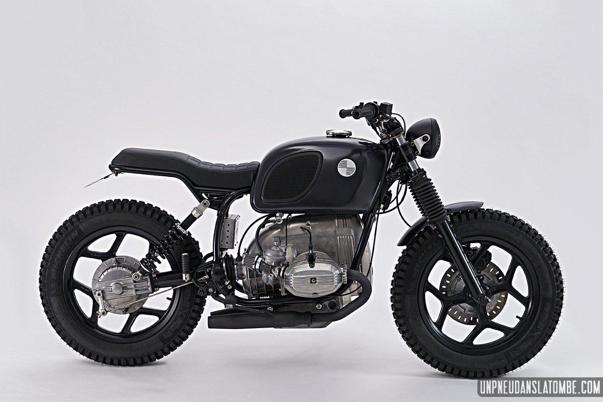 BMW R80 scrambler : la grosse dernière de Muto Motorbikes !