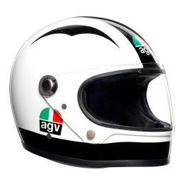 Quel casque intégral vintage et homologué choisir ? Le AGV X3000, par exemple.