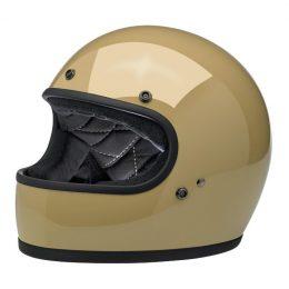Quel casque intégral vintage et homologué choisir ? Le Biltwell Gringo, par exemple.
