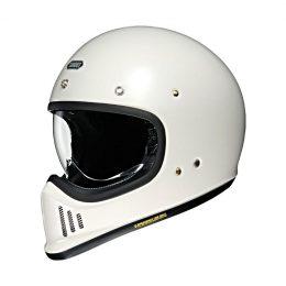 Quel casque intégral vintage et homologué choisir ? Le Shoei Ex-Zero, par exemple.