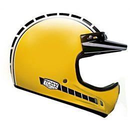 Quel casque intégral vintage et homologué choisir ? Le Torx Brad Legend, par exemple.