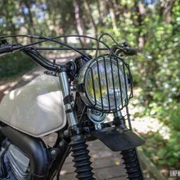 Kawasaki KE 125 Jex Motors : un scrambler ?