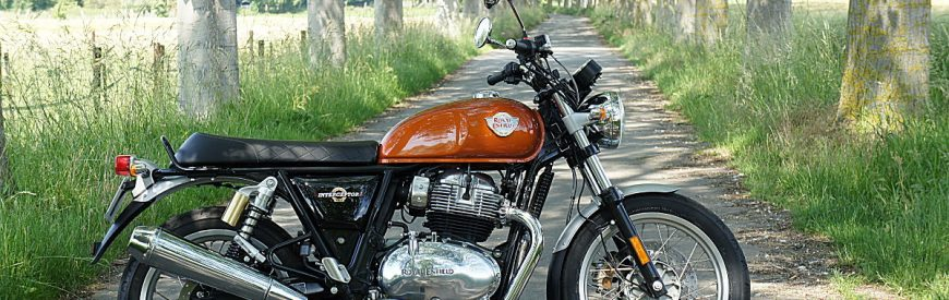 Royal Enfield 650 Interceptor : difficile de faire mieux !