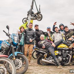 Dirt Daze 2019 : greetings from Australia !