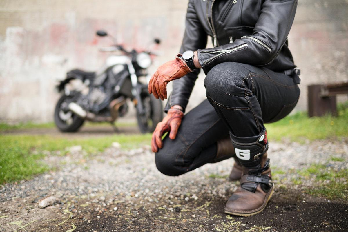 Bolid'ster : grosse promo sur leurs nouveaux jeans moto !