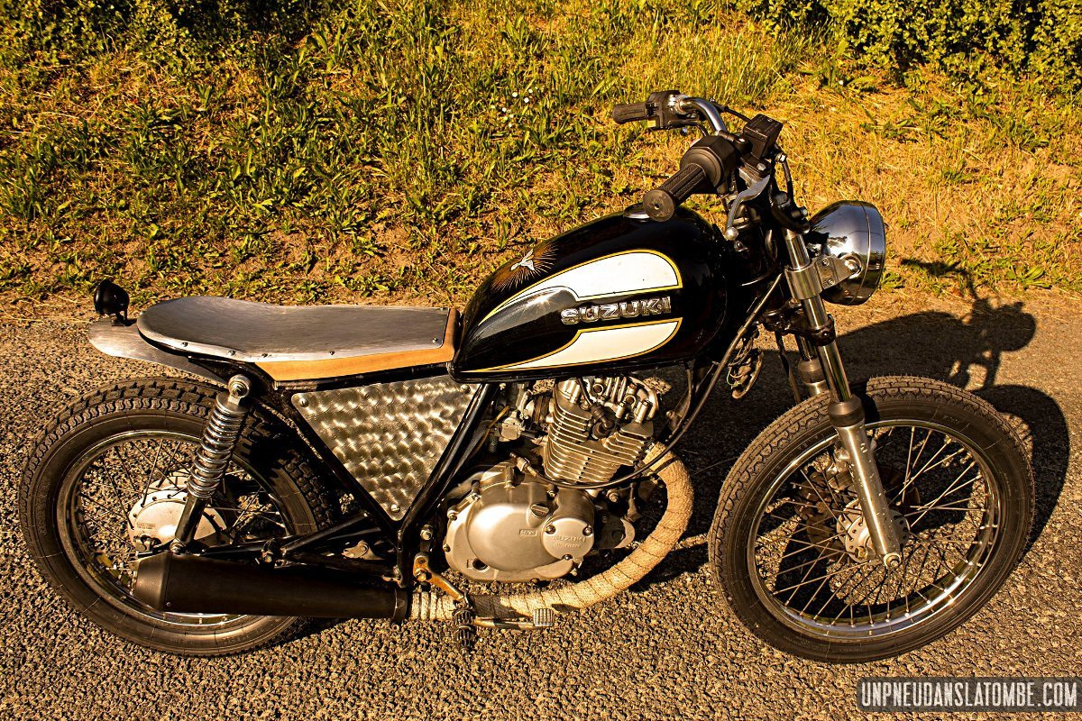 1993 Suzuki GN 125 E pic 10 - onlymotorbikes.com
