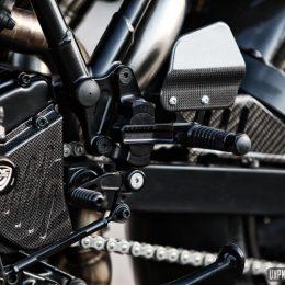 "Ducati 900 SS cafe-racer : voici la ""Livia Special"" de KD Motorcycles Belgium !"