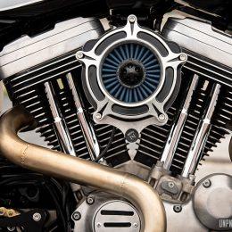 "Harley-Davidson 1200 Sportster : Théo nous présente sa ""Beach Cruiser"" !"