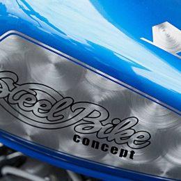 Honda VT 750 S street-tracker : Steel Bike Concept pratique la métamorphose !