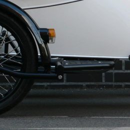 Cinq choses à savoir sur les side-cars...