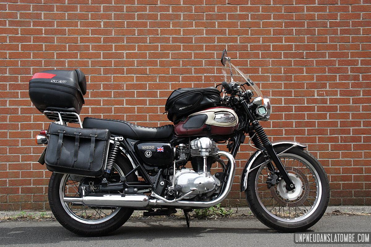 Kawasaki W650 : on prend la même et on recommence ?